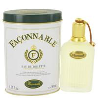Faconnable by Faconnable 1.7 oz Eau De Toilette Spray for Men