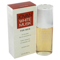 White Musk by Jovan 5 oz Deodorant Spray for Men
