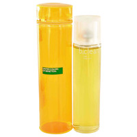 Be Clean Soft by Benetton 3.4 oz Eau De Toilette Spray for Women