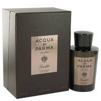 Acqua Di Parma Colonia Leather By Acqua Di Parma 6 oz Eau De Cologne Concentree Spray for Men