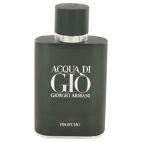 Acqua Di Gio Profumo By Giorgio Armani 2.5 oz Eau De Parfum Spray Tester for Men