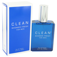 Shower Fresh By Clean 3.4 oz Eau De Toilette Spray for Men