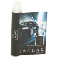 Classic Black By Jaguar .05 oz Vial Sample for Men