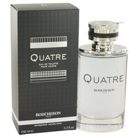 Quatre By Boucheron 3.4 oz Eau De Toilette Spray for Men
