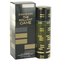 The Brilliant Game By Davidoff 3.4 oz Eau De Toilette Spray for Men