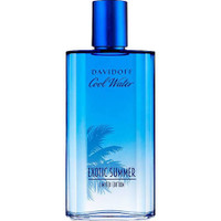 Cool Water Exotic Summer by Davidoff 4.2 oz Eau De Toilette Spray (limited edition) for Men