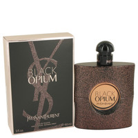 Black Opium By Yves Saint Laurent 3 oz Eau De Toilette Spray for Women