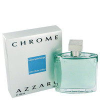 Chrome By Azzaro 3.4 oz After Shave for Men
