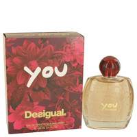 You By Desigual 3.4 oz Eau De Toilette Spray for Women