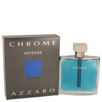 Chrome Intense By Loris Azzaro 3.4 oz Eau De Toilette Spray for Men