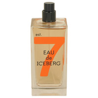 Eau De Iceberg Sensual Musk By Iceberg 3.3 oz Eau De Toilette Spray Tester for Women