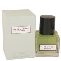 Cucumber By Marc Jacobs 3.4 oz Eau De Toilette Spray for Women