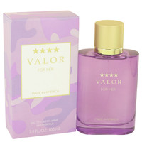 Valor By Dana 3.4 oz Eau De Toilette Spray for Women