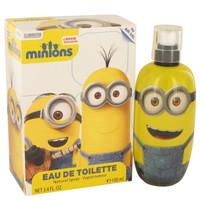 Minions Yellow By Minions 3.3 oz Eau De Toilette Spray for Men