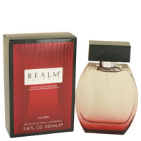 Realm Intense By Erox 3.4 oz Eau De Toilette Spray for Men