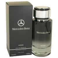 Intense By Mercedes Benz 4 oz Eau De Toilette Spray for Men