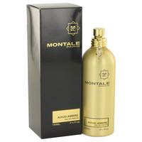 Aoud Ambre By Montale 3.3 oz Eau De Parfum Spray for Women