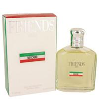 Friends By Moschino 4.2 oz Eau De Toilette Spray for Men