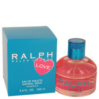 Ralph Lauren Love By Ralph Lauren 3.4 oz Eau De Toilette Spray -2016 for Women