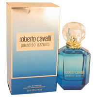 Roberto Cavalli Paradiso Azzurro By Roberto Cavalli 2.5 oz Eau De Parfum Spray for Women
