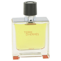 Terre D'Hermes By Hermes 2.5 oz Pure Perfume Spray Tester for Men