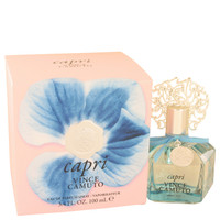 Capri By Vince Camuto 3.4 oz Eau De Parfum Spray for Women