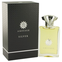 Amouage Silver By Amouage 3.4 oz Eau De Parfum Spray for Men
