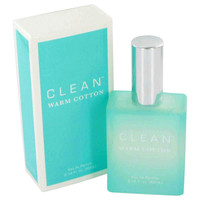 Clean Warm Cotton By Clean 1 oz Eau De Parfum Spray for Women