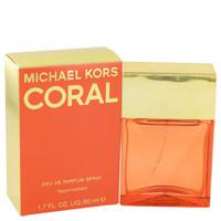Coral By Michael Kors 1.7 oz Eau De Parfum Spray for Women