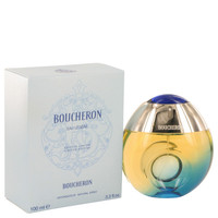 Eau Legere By Boucheron 3.3 oz Eau De Toilette Spray (Blue Bottle, Bergamote, Genet, Narcisse, Musc) for Women