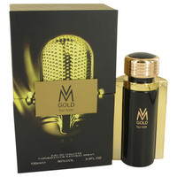 Gold By Victor Manuelle 3.4 oz Eau De Toilette Spray for Men