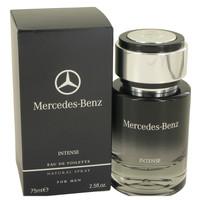 Intense By Mercedes Benz 2.5 oz Eau De Toilette Spray for Men