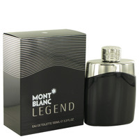 Legend By Mont Blanc 3.3 oz After Shave for Men