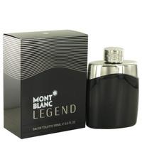 Legend By Mont Blanc 6.7 oz Eau De Toilette Spray for Men