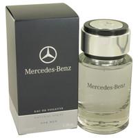 Mercedes Benz 2.5 oz Eau De Toilette Spray for Men