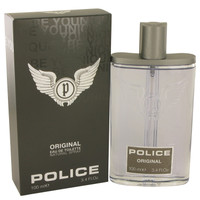Original By Police Colognes 3.4 oz Eau De Toilette Spray for Men