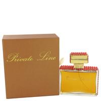 Private Line Red Jewel By M. Micallef 3.3 oz Eau De Parfum Spray for Women