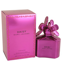 Daisy Shine Pink By Marc Jacobs 3.4 oz Eau De Toilette Spray for Women
