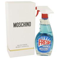 Fresh Couture By Moschino 3.4 oz Eau De Toilette Spray for Women