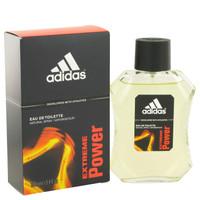 Extreme Power By Adidas 3.4 oz Eau De Toilette Spray for Men