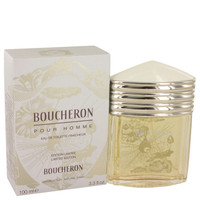 Boucheron By Boucheron 3.4 oz Eau De Toilette Fraicheur Spray Limited Edition for Men