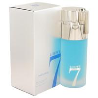 7 Natural By Loewe 3.4 oz Eau De Toilette Spray for Men