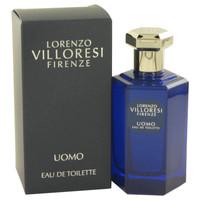 Firenze Uomo By Lorenzo Villoresi 3.3 oz Eau De Toilette Spray for Men
