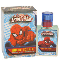 Spiderman By Marvel 1 oz Eau De Toilette Spray for Men