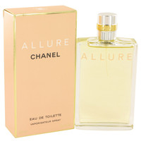 Allure By Chanel 3.4 oz Eau De Toilette Spray for Women