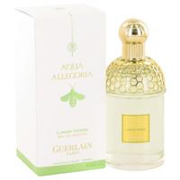 Aqua Allegoria Limon Verde By Guerlain 4.2 oz Eau De Toilette Spray Tester for Women