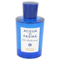 Blu Mediterraneo Arancia Di Capri By Acqua Di Parma 5 oz Eau De Toilette Spray Tester for Women
