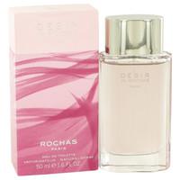 Desir De Rochas By Rochas 1.7 oz Eau De Toilette Spray for Women