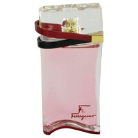 F By Salvatore Ferragamo 3 oz Eau De Parfum Spray Tester for Women