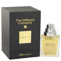Oud For Love By The Different Company 1.7 oz Eau De Parfum Spray for Women